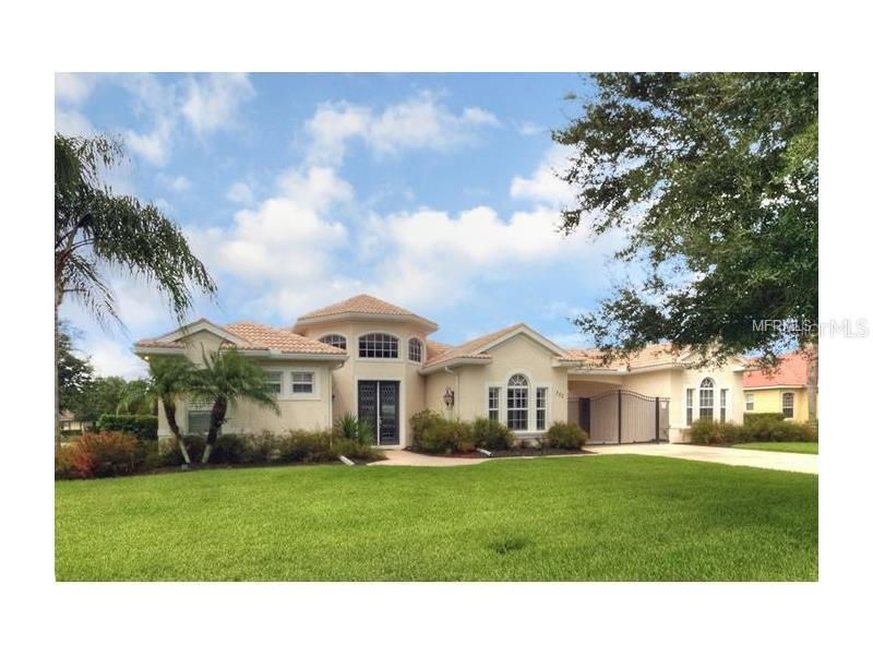 323 NE 167TH,  BRADENTON, FL