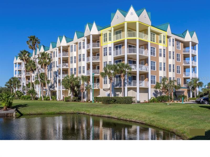 4620  RIVERWALK VILLAGE,  PONCE INLET, FL
