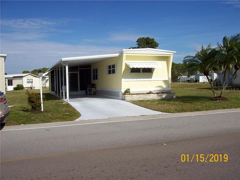 5711  HOLIDAY PARK,  NORTH PORT, FL