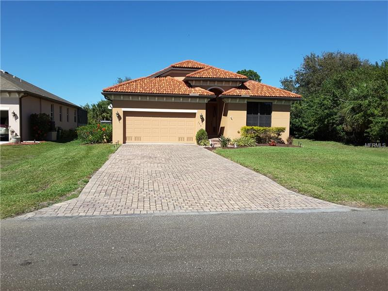 376  ALBATROSS,  ROTONDA WEST, FL