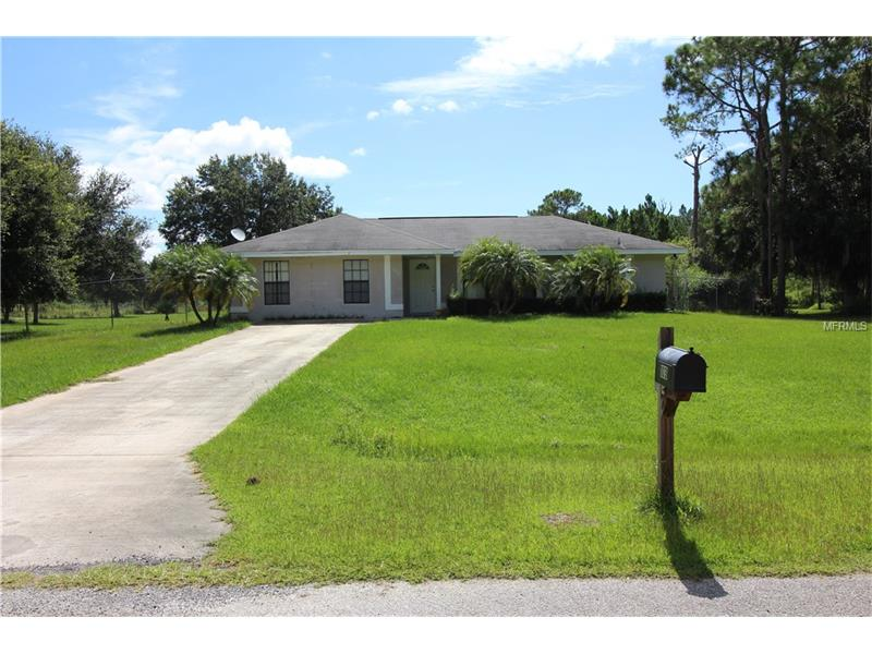 103  FLORIDA GRACKLE,  FROSTPROOF, FL