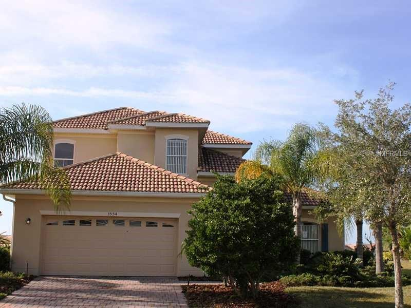 R4900414 Kissimmee Waterfront Homes, Single Family Waterfront Homes FL