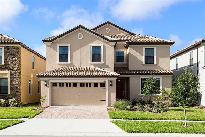 1526  MOON VALLEY,  DAVENPORT, FL