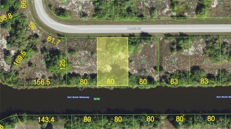 14310  MAYSVILLE,  PORT CHARLOTTE, FL