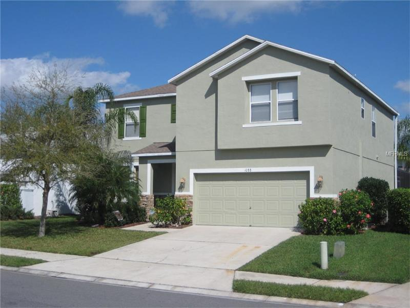 Single Family for Rent at 1088 Clearpointe Way Lakeland, Florida 33813 United States
