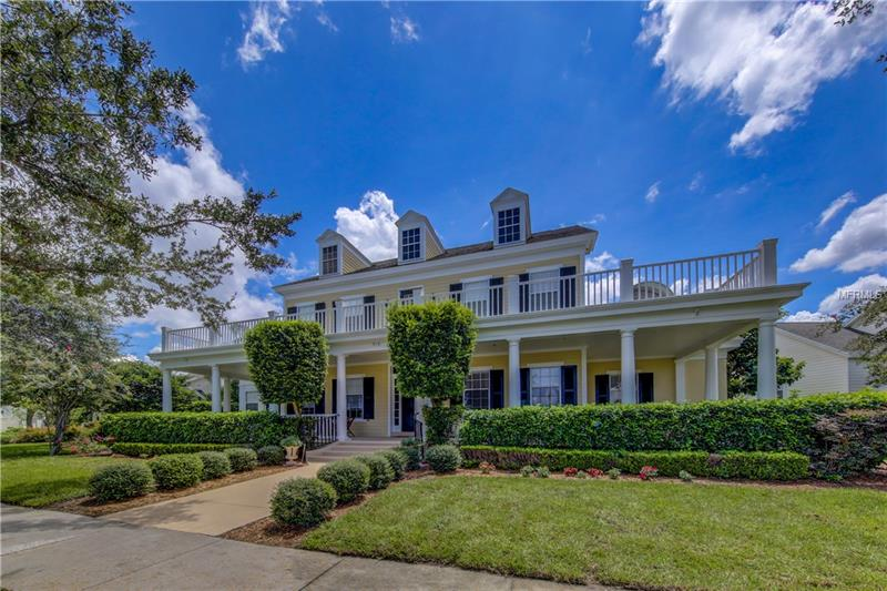 O5517015 Celebration Waterfront Homes, Single Family Waterfront Homes FL