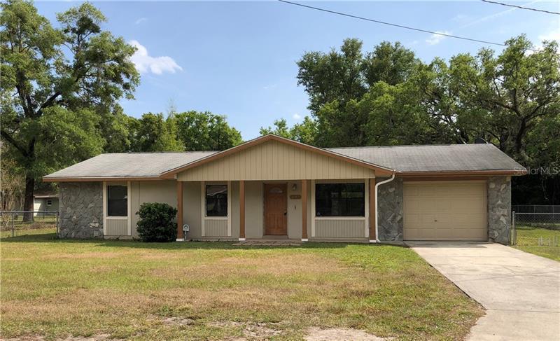 307 W PARKHILL,  BUSHNELL, FL