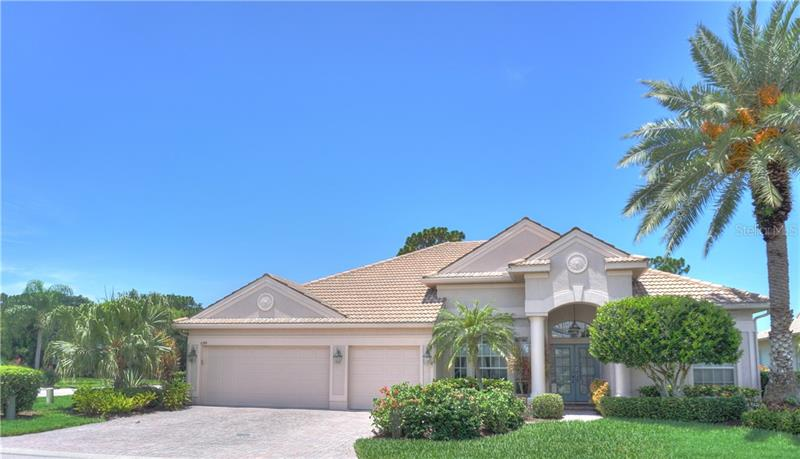 1190  HIGHLAND GREENS,  VENICE, FL