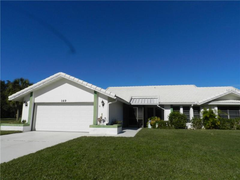 169  MOCORO,  PUNTA GORDA, FL