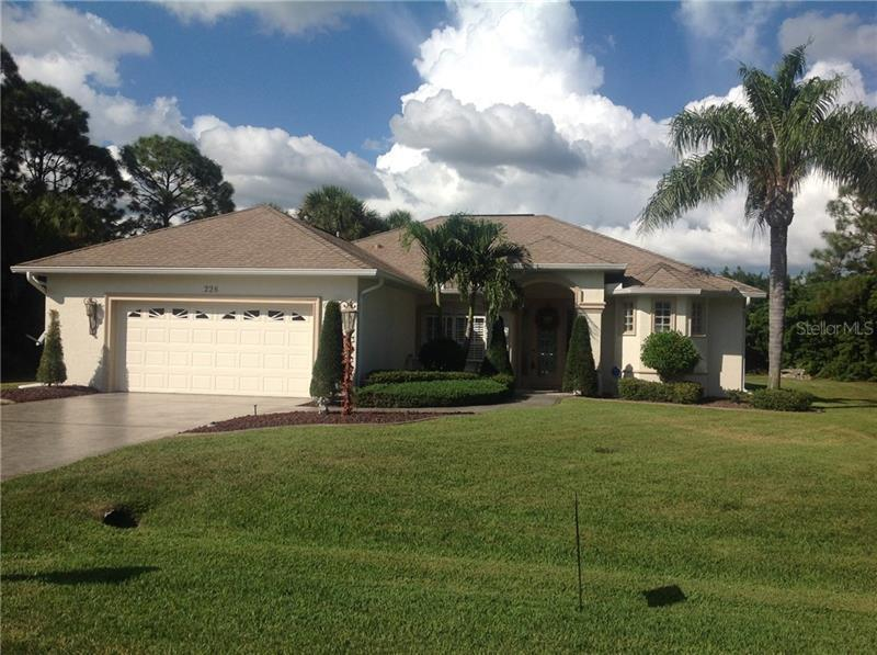 226  JENNIFER,  ROTONDA WEST, FL