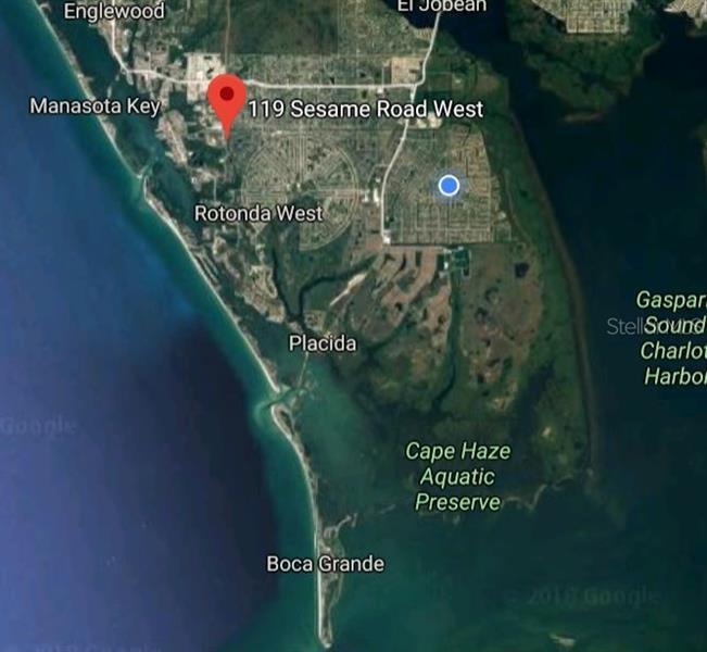 119 W SESAME, ROTONDA WEST, FL, 33947