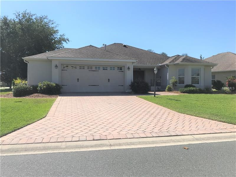 1523  CHAPIN,  THE VILLAGES, FL