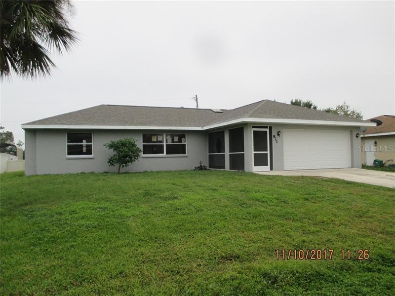 971 NW LINNAEN,  PORT CHARLOTTE, FL