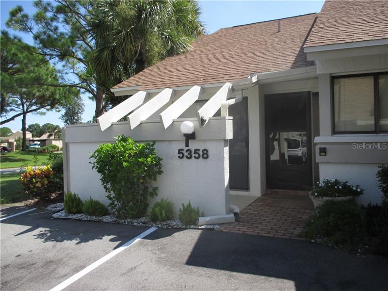 5358  MYRTLE WOOD,  SARASOTA, FL