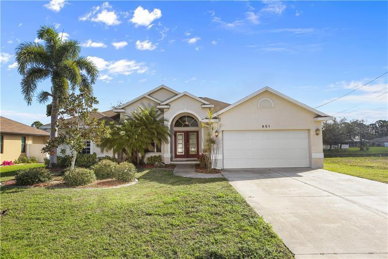 851 N  ROTONDA,  ROTONDA WEST, FL