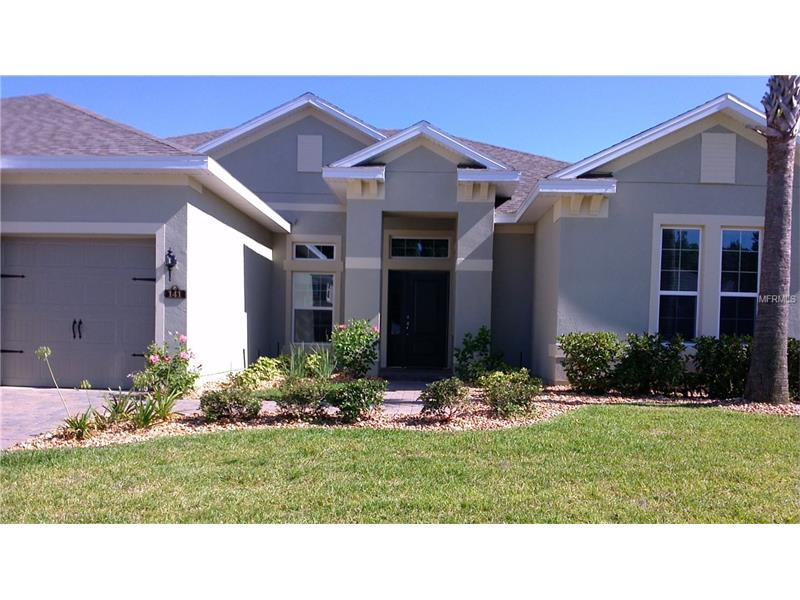 141  BRIDGER TRAIL,  MINNEOLA, FL