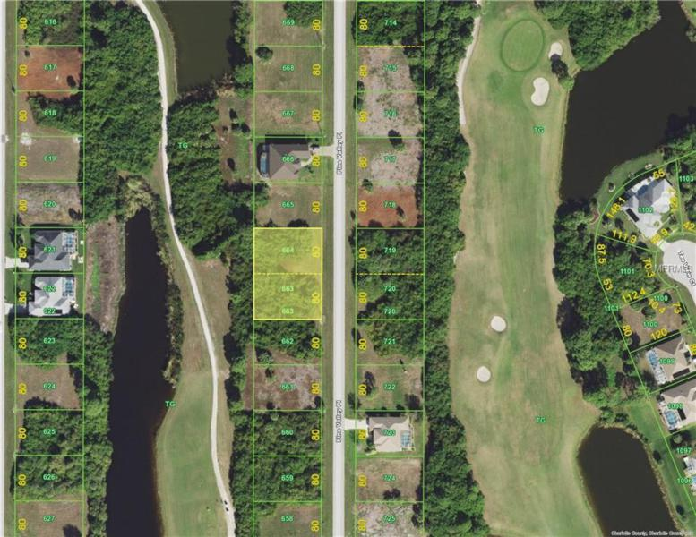 36 and 38 PINE VALLEY, ROTONDA WEST, FL, 33947