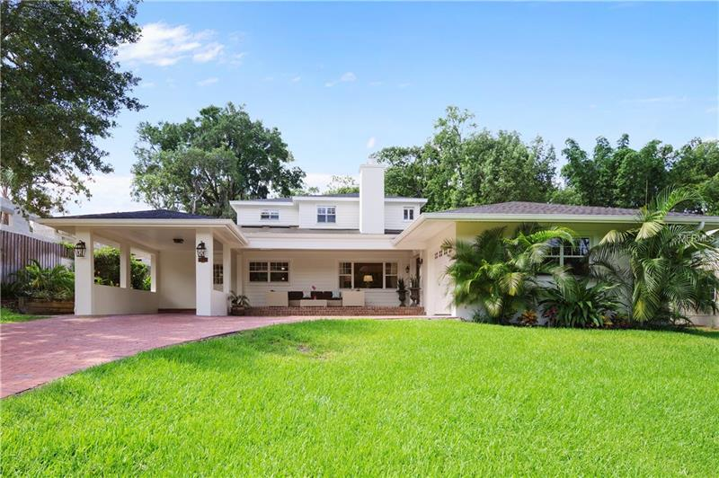 O5523084 Winter Park Waterfront Homes, Single Family Waterfront Homes FL
