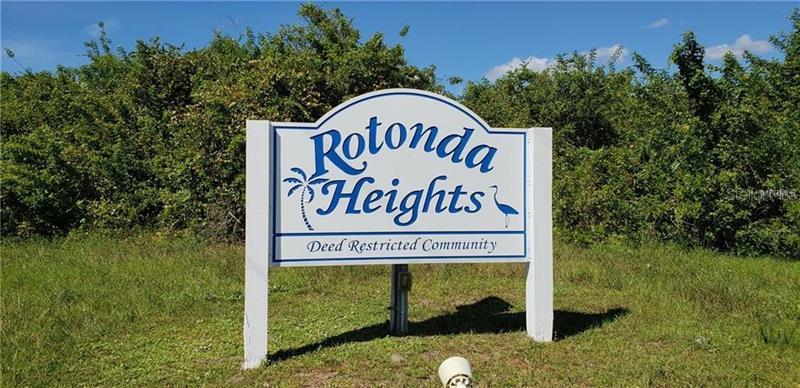 108 REBEL, ROTONDA WEST, FL, 33947