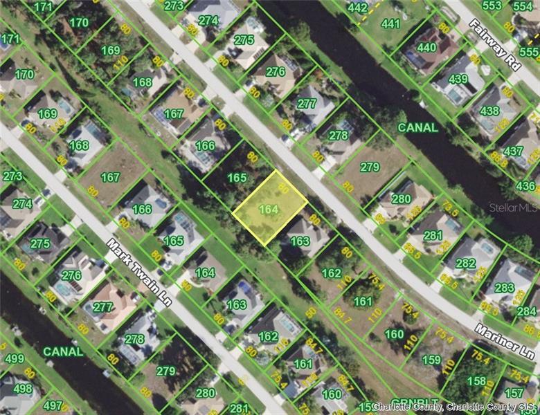 115 MARINER (LOT 164), ROTONDA WEST, FL, 33947