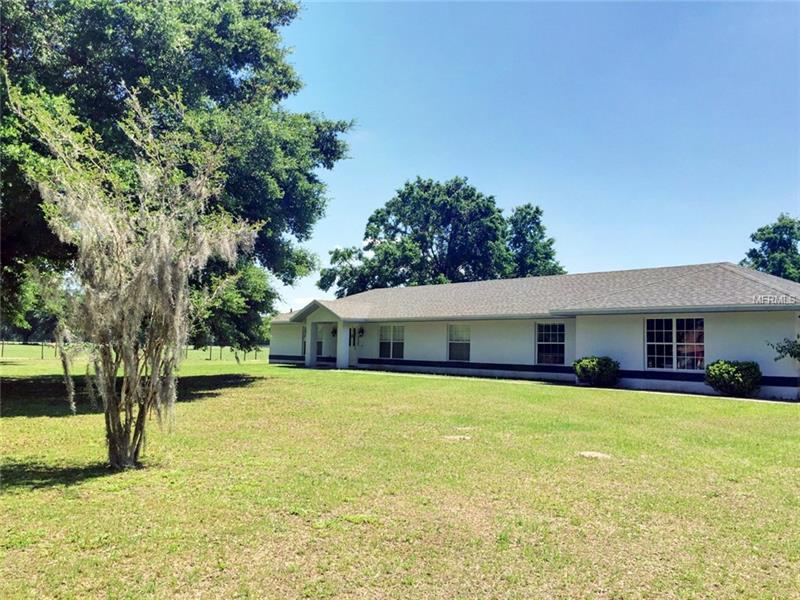 483  CR 312,  BUSHNELL, FL