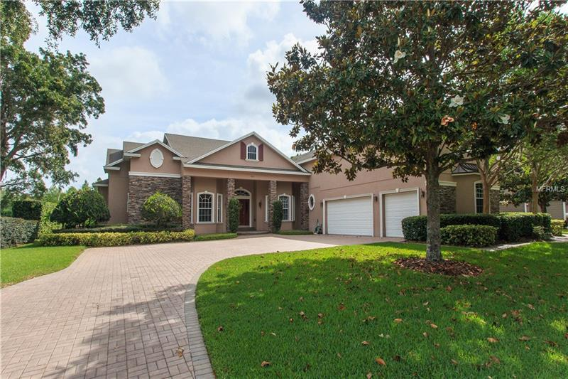 O5512319 Windermere Waterfront Homes, Single Family Waterfront Homes FL