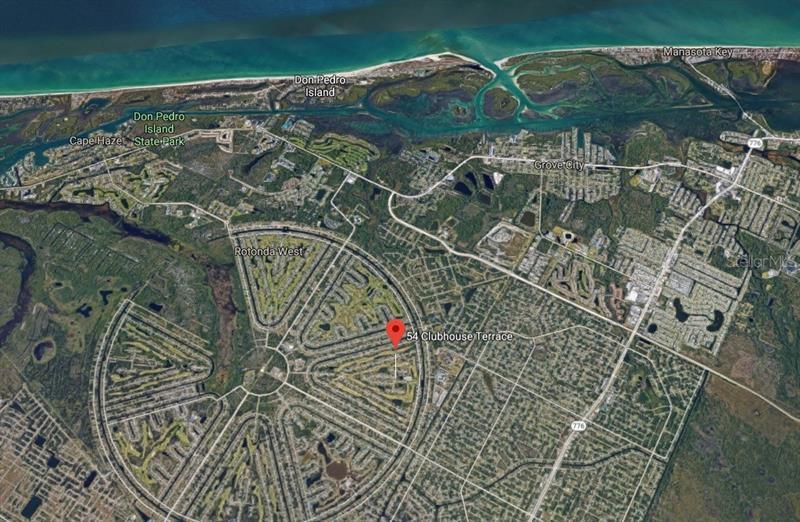 54 CLUBHOUSE, ROTONDA WEST, FL, 33947