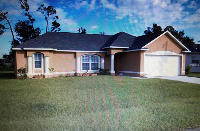 O5555286 Kissimmee Homes, FL Single Family Homes For Sale, Houses MLS Residential, Florida