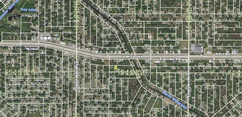 10185 BURLINGTON, ENGLEWOOD, FL, 34224