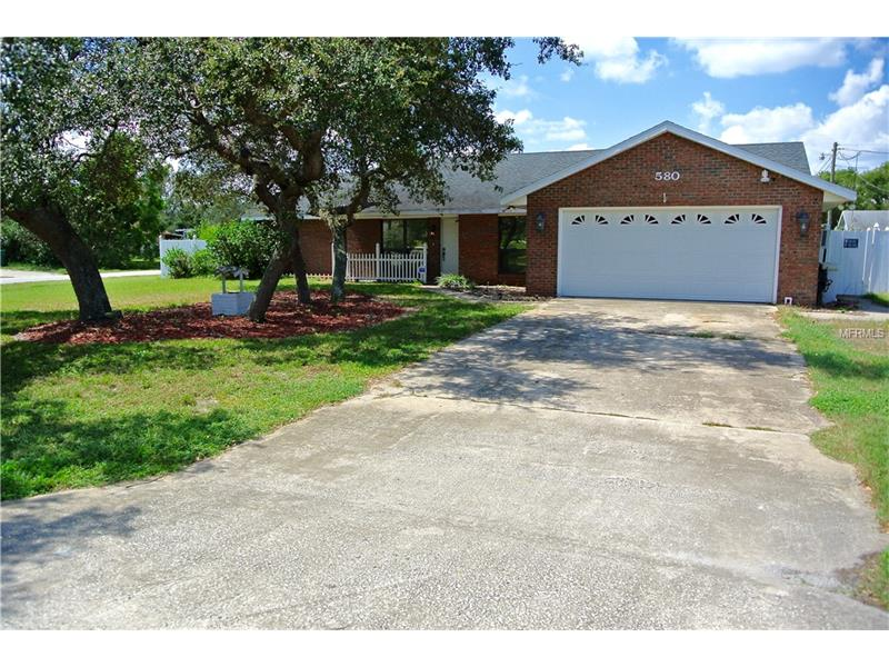580  MOUNTAIN WAY,  DELTONA, FL