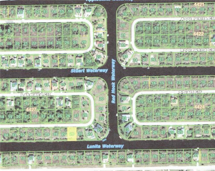 15672  LAKELAND,  PORT CHARLOTTE, FL