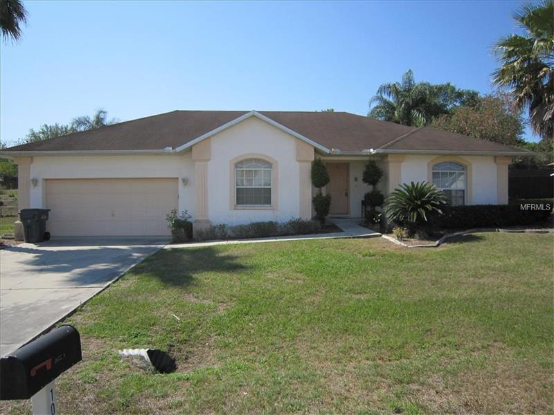 Single Family for Rent at 1003 Hidden Drive Lakeland, Florida 33809 United States