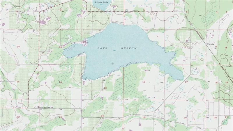 E LAKE BUFFUM, FORT MEADE, FL, 33841