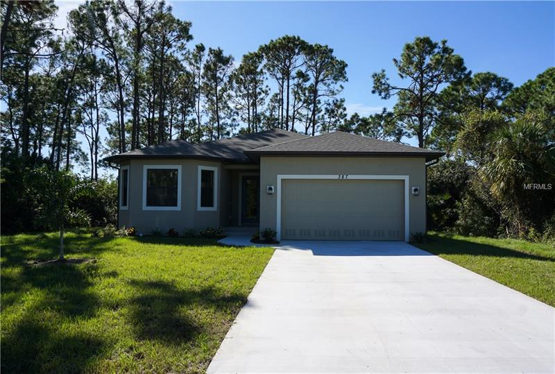 387  ALBATROSS,  ROTONDA WEST, FL