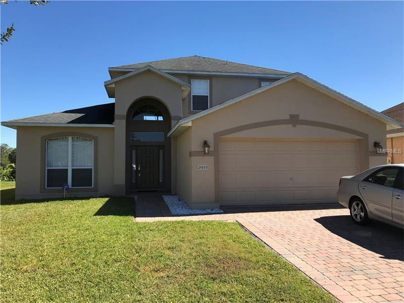 O5544988 Kissimmee Waterfront Homes, Single Family Waterfront Homes FL