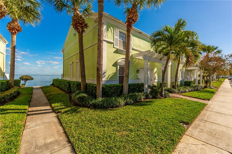 Homes For Sale In The Waterside At Coquina Key South