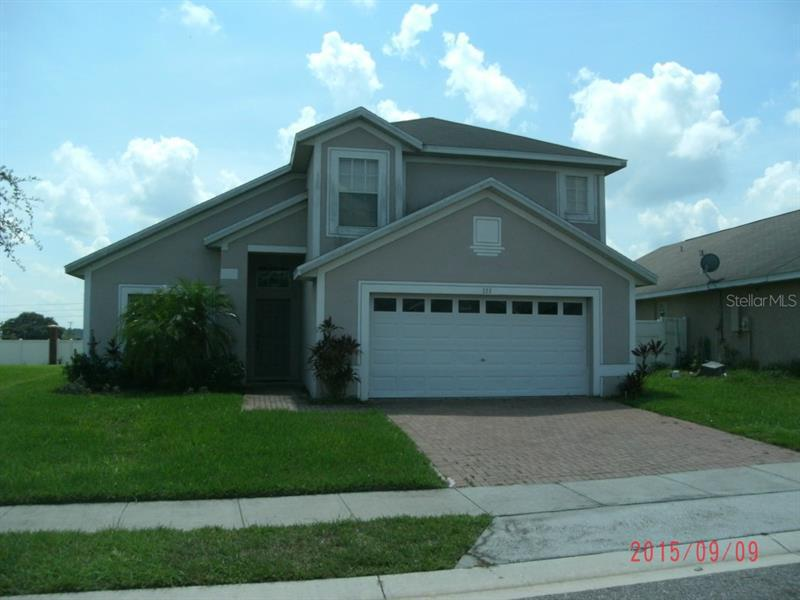 115  WINCHESTER,  HAINES CITY, FL