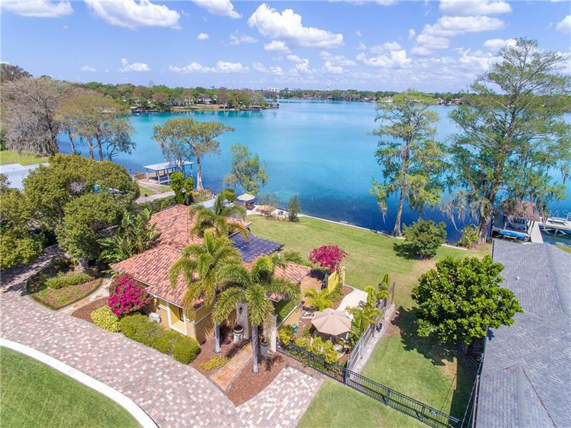 O5554655 Winter Park Waterfront Homes, Single Family Waterfront Homes FL
