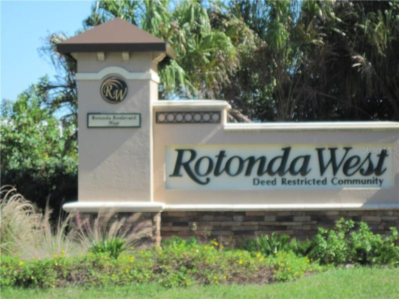 202 TOURNAMENT, ROTONDA WEST, FL, 33947