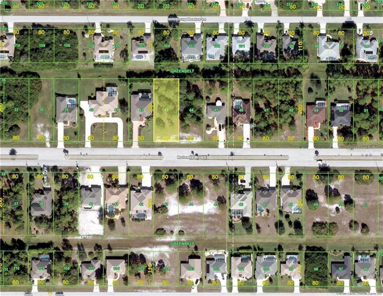 231 E ROTONDA, ROTONDA WEST, FL, 33947