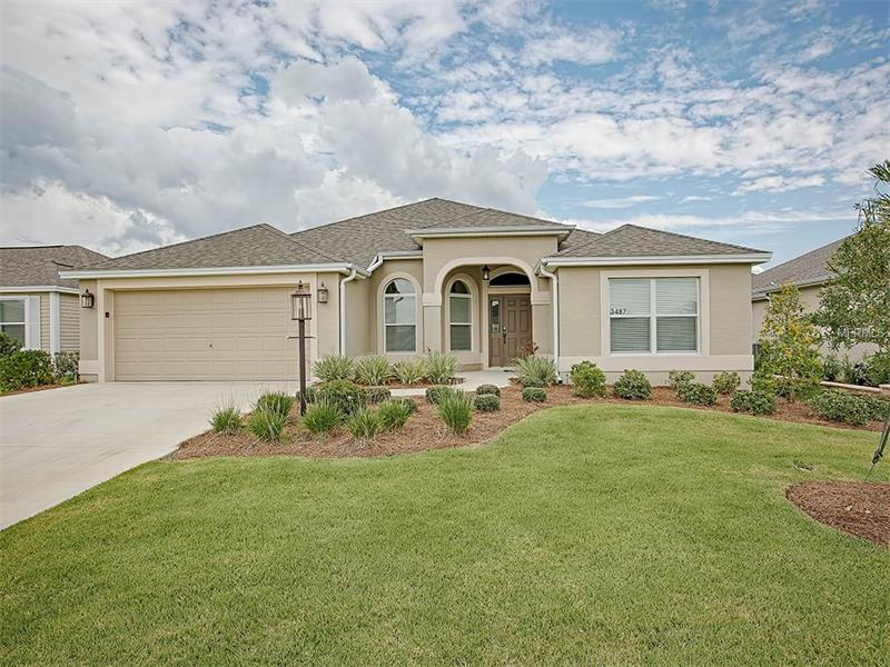 3487  RABBIT RUN,  THE VILLAGES, FL