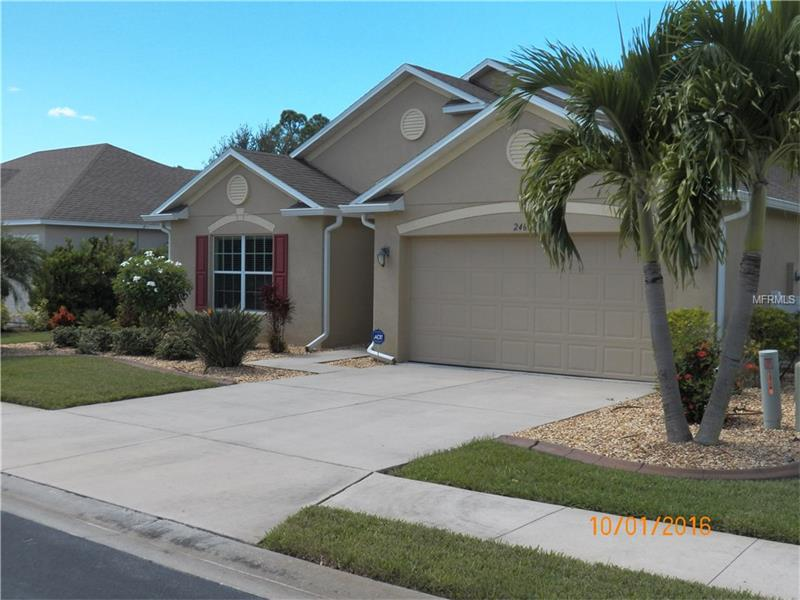 24608  OAKVIEW,  PORT CHARLOTTE, FL