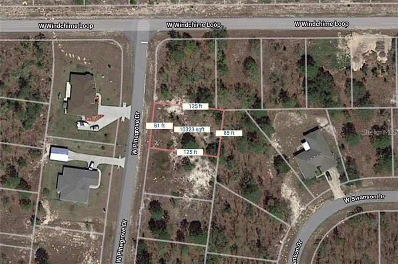 2503 W PINEGROVE,  CITRUS SPRINGS, FL