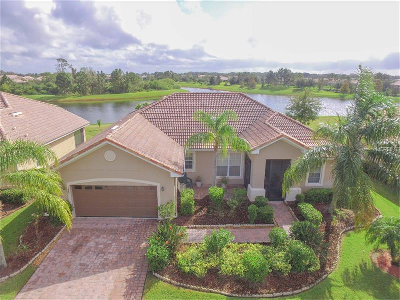 O5541523 Kissimmee Waterfront Homes, Single Family Waterfront Homes FL