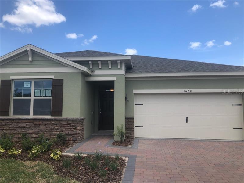 3670  BLUE SAGE,  CLERMONT, FL