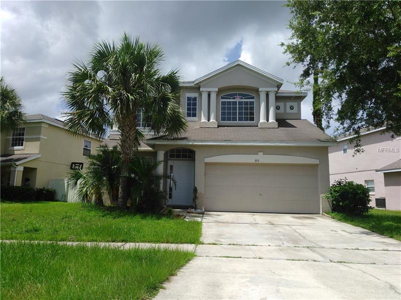 S5000223 Orlando Waterfront Homes, Single Family Waterfront Homes FL
