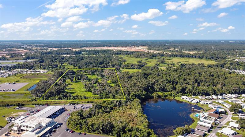 CLAY DRAIN RD - CR 156, WILDWOOD, FL, 34785