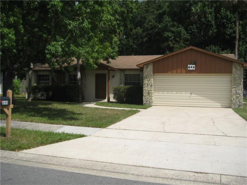 Winter Springs listing O5457957
