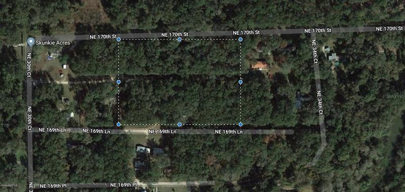 TBD NE 170th, CITRA, FL, 32113