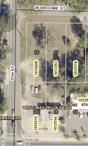 490 E HWY  HWY 50, CLERMONT, FL, 34711